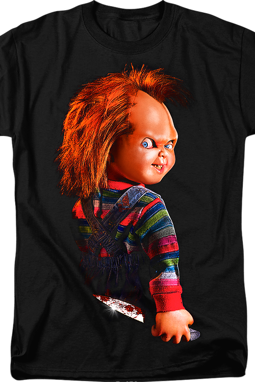 96b21d834 Chucky Child's Play T-Shirt: Child's Play Mens T-Shirt