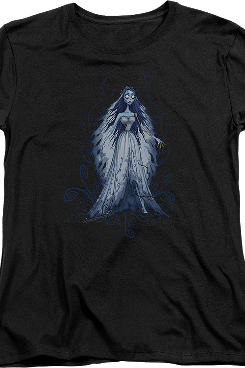 Womens Emily Corpse Bride Shirt