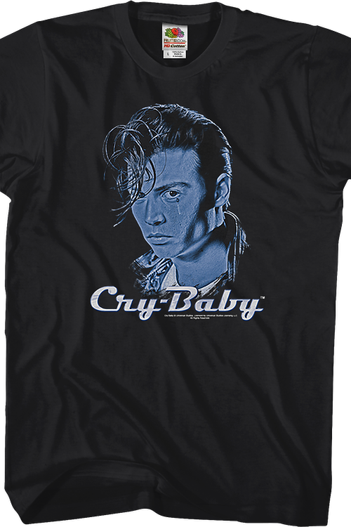 Wade Walker Cry-Baby T-Shirt