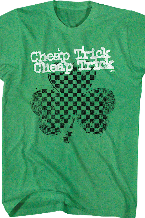 Shamrock Cheap Trick T-Shirt