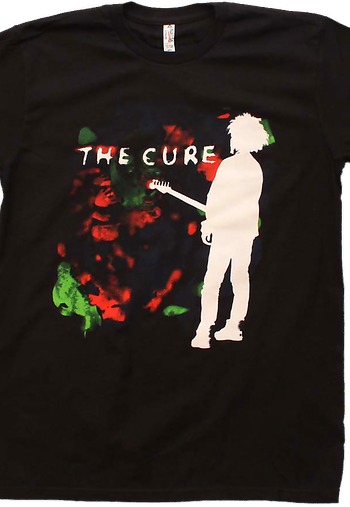Boys Don't Cry The Cure T-Shirt
