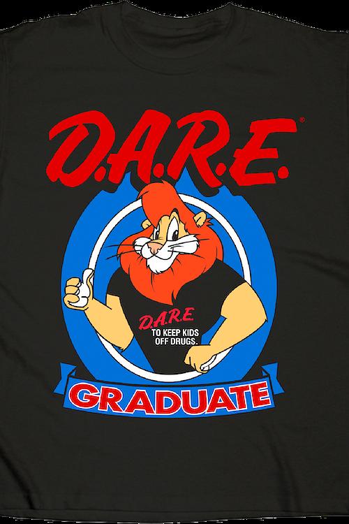 e42e8844a00 DARE Graduate T-Shirt: DARE Mens T-Shirt