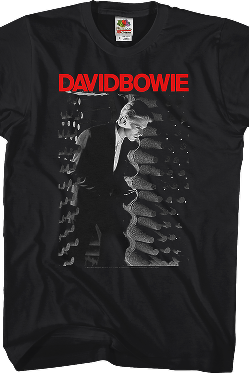 Station to Station David Bowie T-Shirt