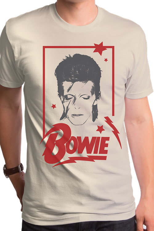 David Bowie Face T-Shirt