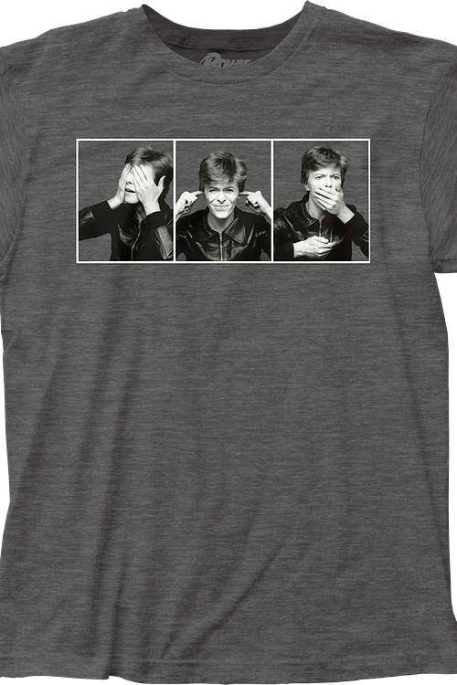 No Evil David Bowie T-Shirt