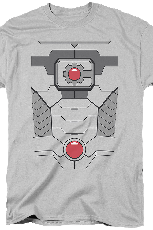 Cyborg Costume T-Shirt