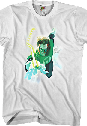 Alex Ross Flight Green Lantern T-Shirt