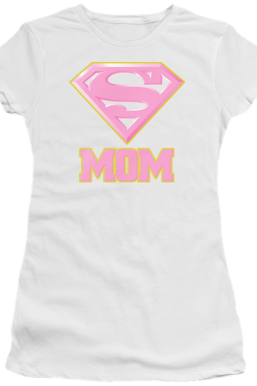Junior Supergirl Mother's Day Shirt