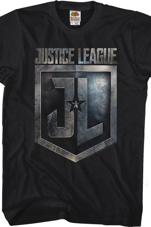 Logo Justice League T-Shirt