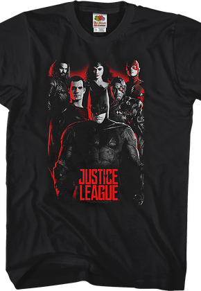 Age of Heroes Justice League T-Shirt