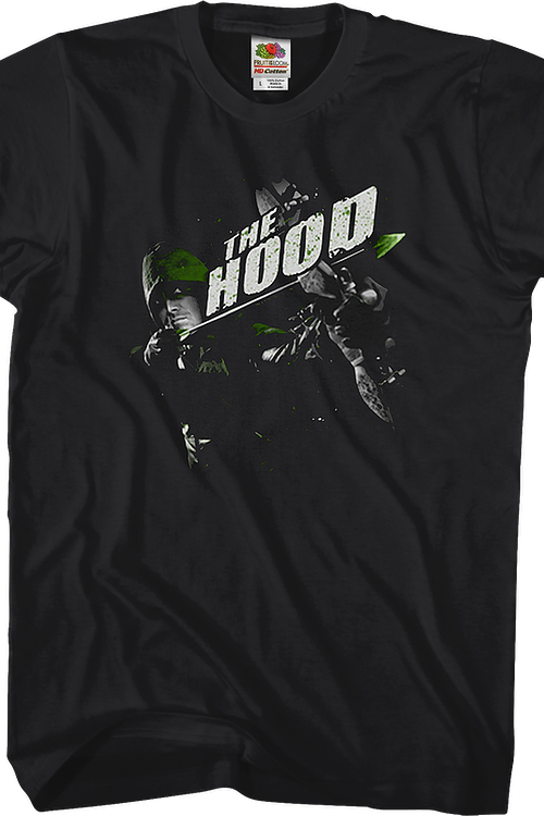 The Hood Green Arrow T-Shirt