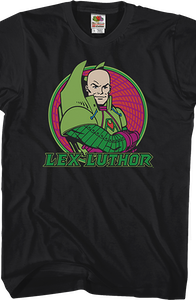 Lex Luthor Superman T-Shirt