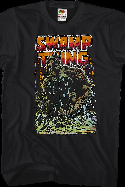 72b91c906 Swamp Thing T-Shirt. DC Comics T-Shirt