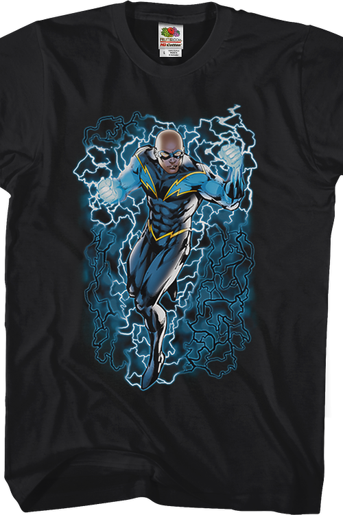 Black Lightning DC Comics T-Shirt