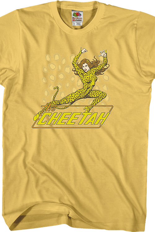 Cheetah DC Comics T-Shirt