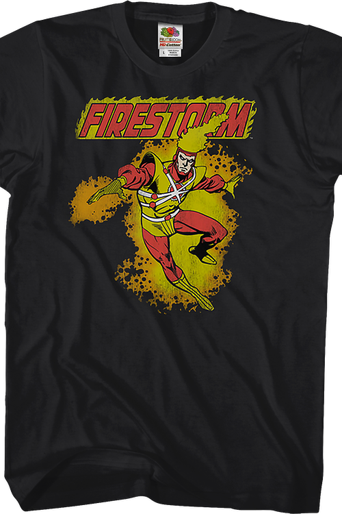 Firestorm DC Comics T-Shirt