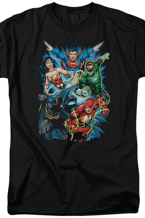 Justice League DC Comics T-Shirt