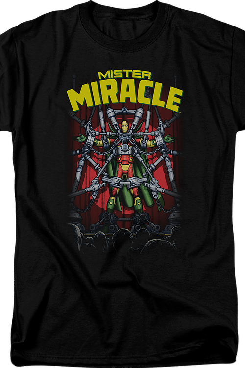 Mister Miracle DC Comics T-Shirt