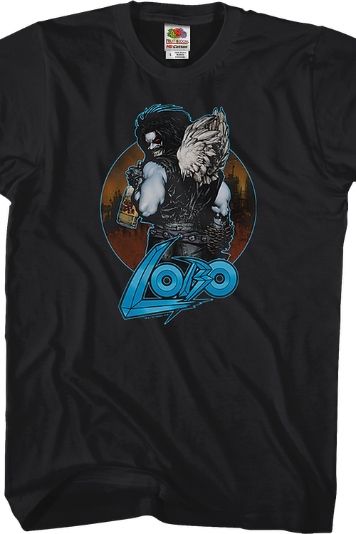 Thirsty Lobo DC Comics T-Shirt