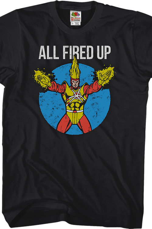 All Fired Up Firestorm T-Shirt
