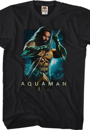 King of Atlantis Aquaman T-Shirt
