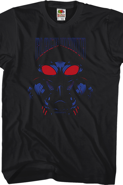 Black Manta Aquaman T-Shirt