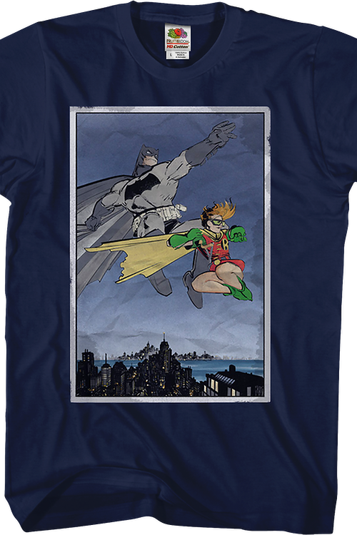 Batman and Robin The Dark Knight Returns T-Shirt