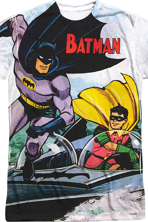 Batman and Robin DC Comics T-Shirt
