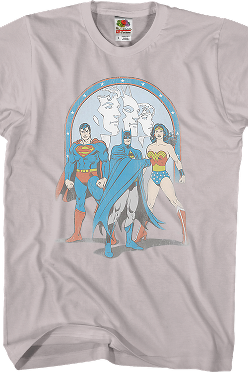 Profiles Justice League T-Shirt