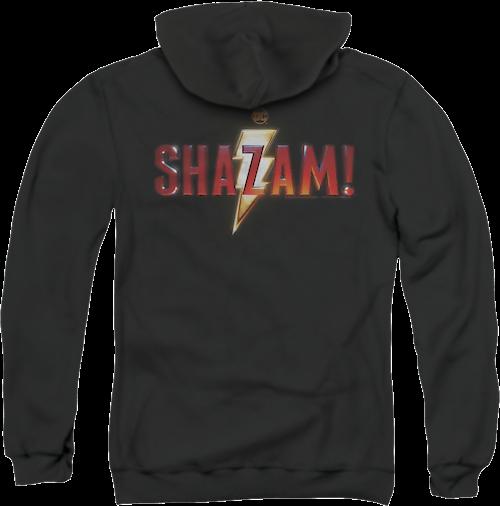 best service b62db fdee9 Shazam DC Comics Zip Up Hoodie