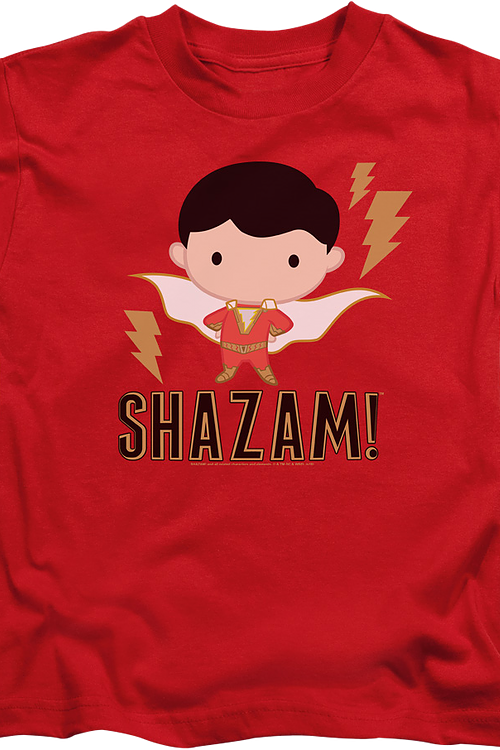 Youth Shazam DC Comics Shirt