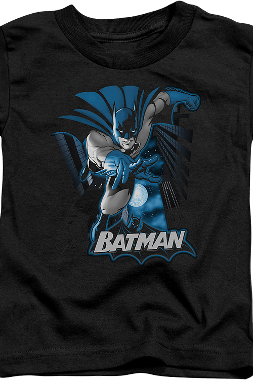 Youth Batman DC Comics Shirt