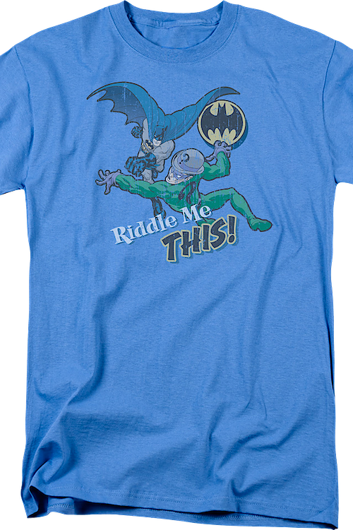Batman Riddle Me This T-Shirt
