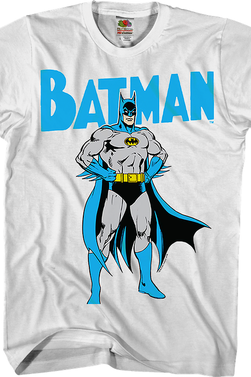 Heroic Pose Batman T-Shirt