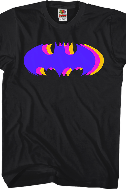 Tri Symbol Batman T-Shirt