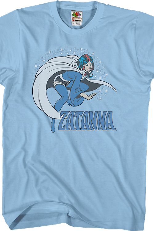 Mistress of Magic Zatanna T-Shirt