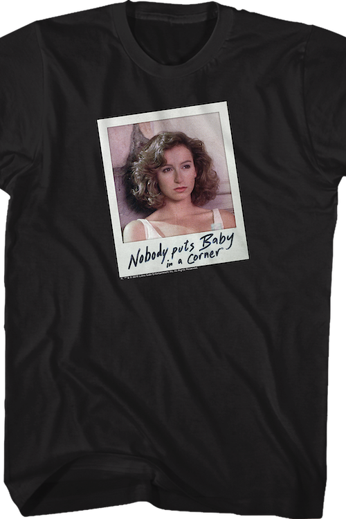 Baby Polaroid Dirty Dancing T-Shirt