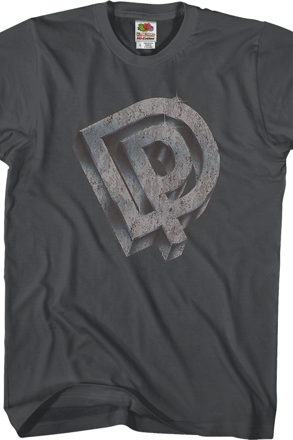 DP Logo Deep Purple T-Shirt