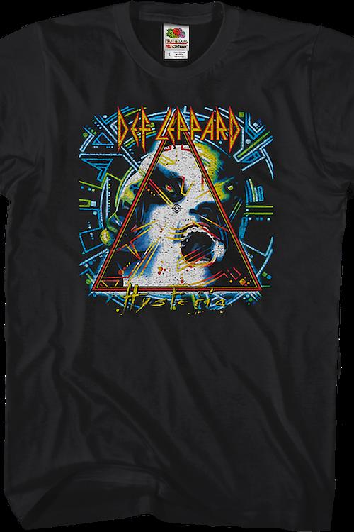 f63206a3c9e Hysteria Def Leppard Shirt  Def Leppard Mens T-shirt