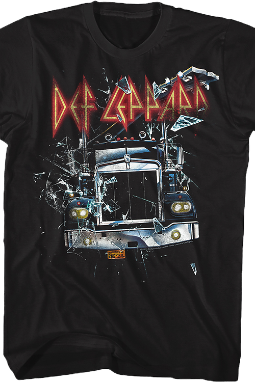 On Through The Night Def Leppard T-Shirt