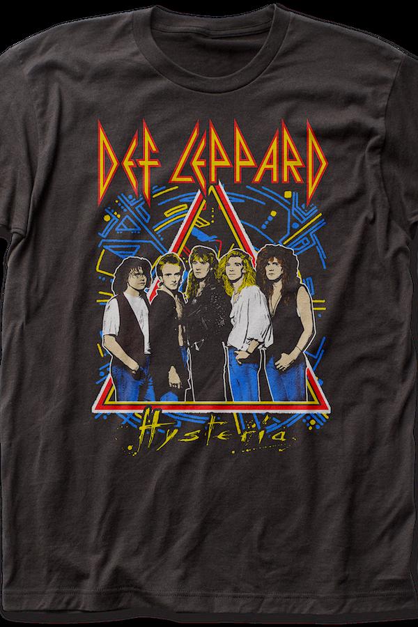 Def Leppard Hysteria Shirts : def leppard hysteria tour t shirt ~ Russianpoet.info Haus und Dekorationen