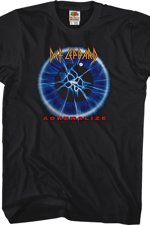 Adrenalize Def Leppard T-Shirt
