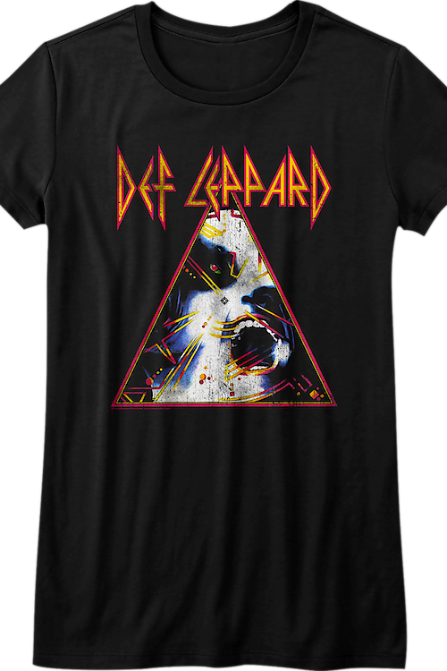Junior Def Leppard Hysteria Shirt