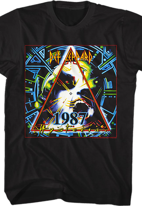 85a9b734088 Def Leppard Shirts - Officially Licensed - Free Shipping Available