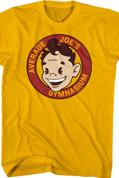 Average Joe's Logo Dodgeball T-Shirt