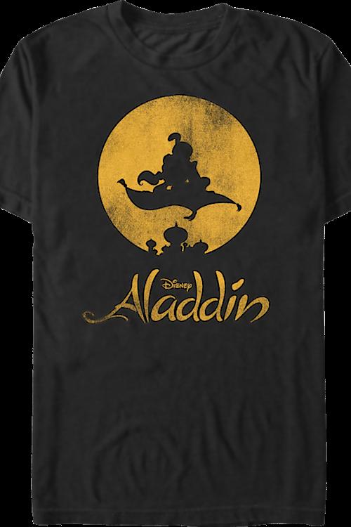 68a885cfaa2 Disney Aladdin Carpet Ride T-Shirt