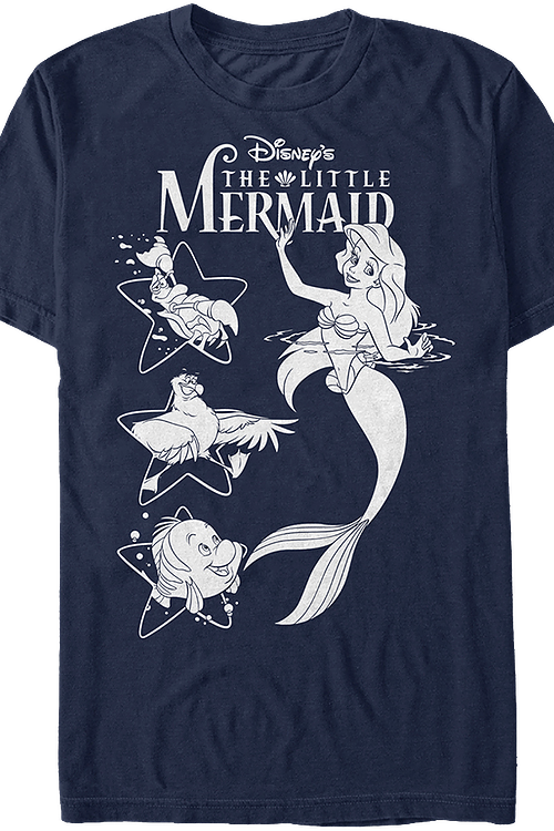 1056b8683 ariel-and-friends-little-mermaid-t-shirt .master.png?w=500&h=750&fit=crop&usm=12&sat=15&auto=format&q=60&nr=15