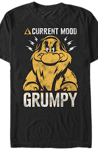 Current Mood Grumpy Disney T-Shirt