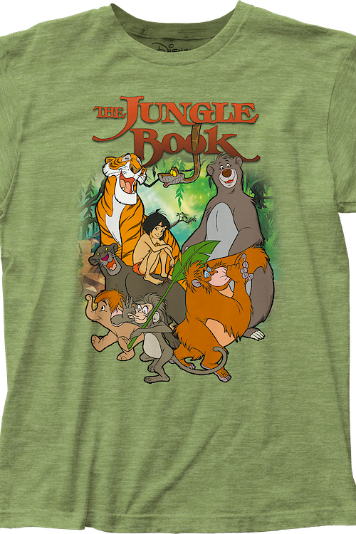 Jungle Book Disney T-Shirt