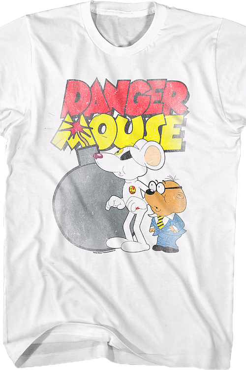 Bomb Danger Mouse T-Shirt
